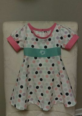 Custom Made 18mos Mini Me Dress