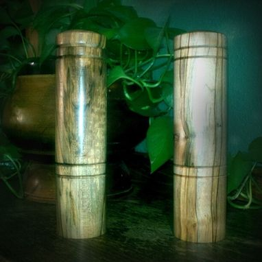 Custom Made Salt And Pepper Grinders