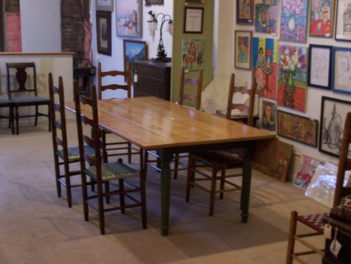 Custom Made Dining Table Set