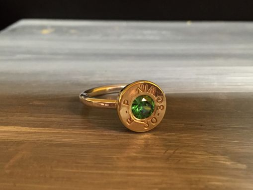 Custom Made Bullet Shell Casing Ring