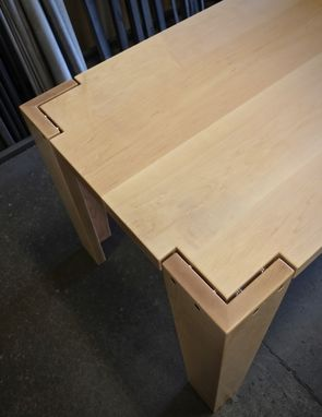 Custom Made Gary's Dining Table