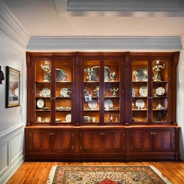 Custom China Cabinets | CustomMade.com