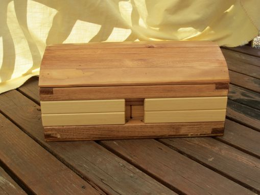 Custom Made Poetry Box
