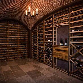 Custom Wine Room | CustomMade.com