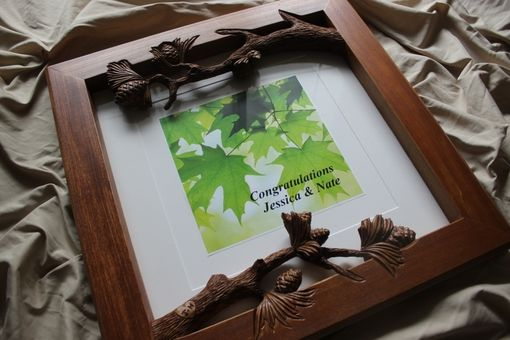 Custom Made Fine Art Frames, Personalized Picture Frames, Hand Carved Frames By Scott, Lazy River Studio