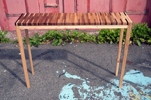 Custom Made Keys Console Table