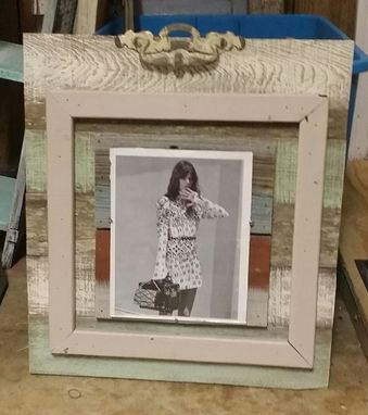 Custom Made Sold Custom Made Layered Picture Frame