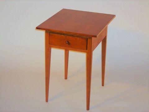 custom shaker end tablejohnson's woodworking | custommade
