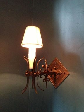 Custom Made Wall Sconces