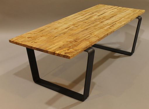 Custom Made Ambrosia Maple Coffee Table