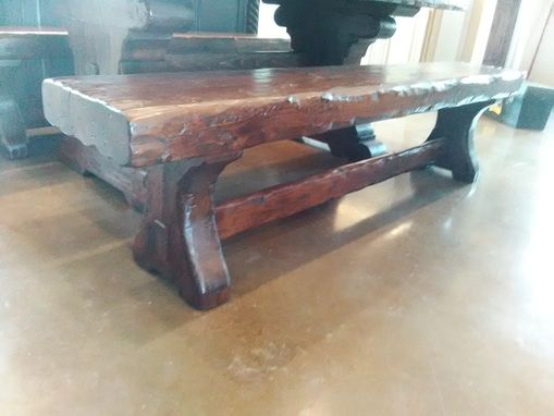 Custom Made #900 Hand Hewn Bench