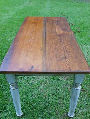 Custom Made Versitile Table
