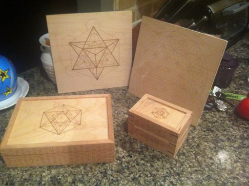 Custom Made The Famous Sacred G Boxes