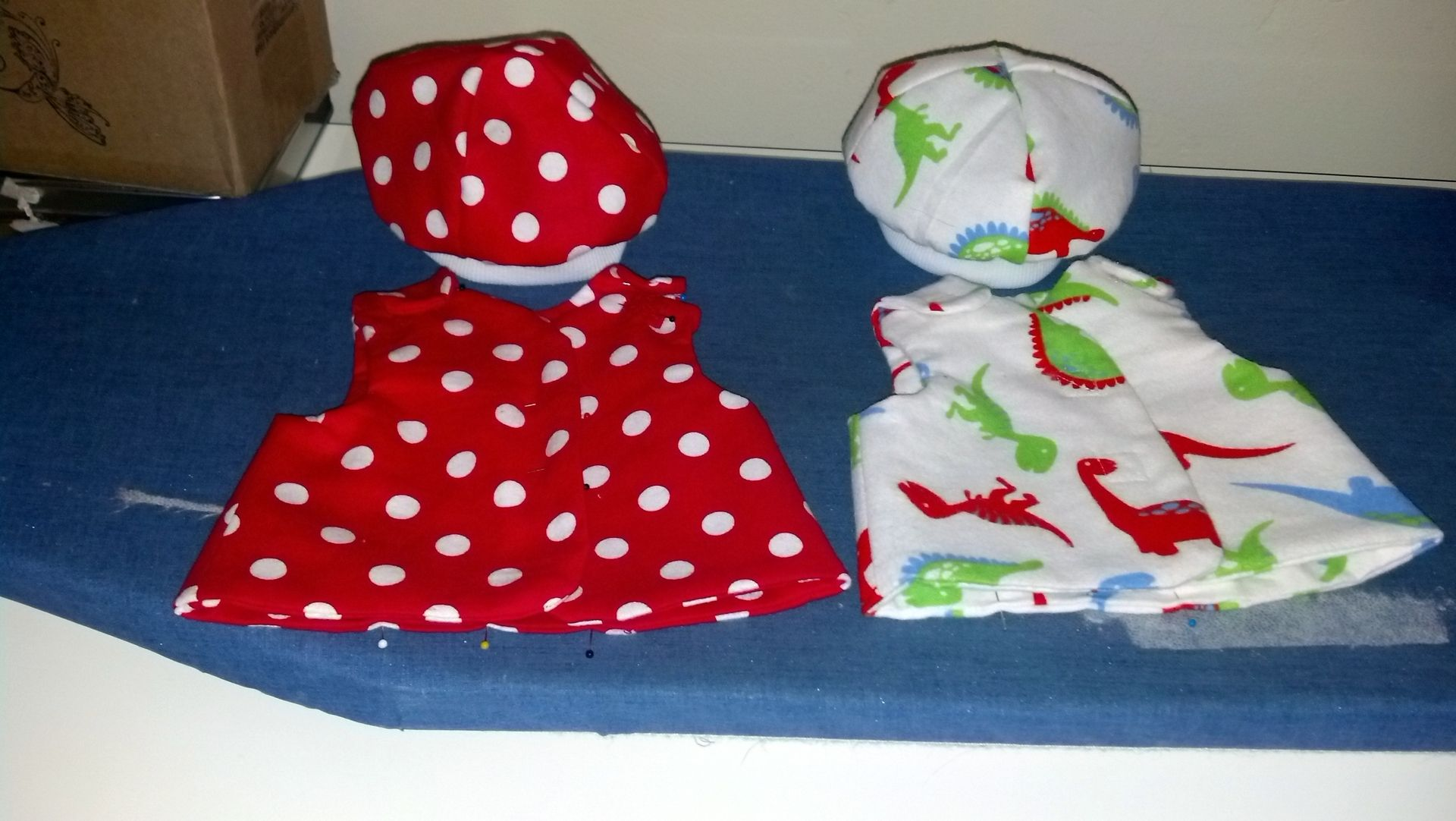 56f9974a50c Custom Made Preemie Diaper Shirts And Hats 4-6 Lb by Doner Designs ...
