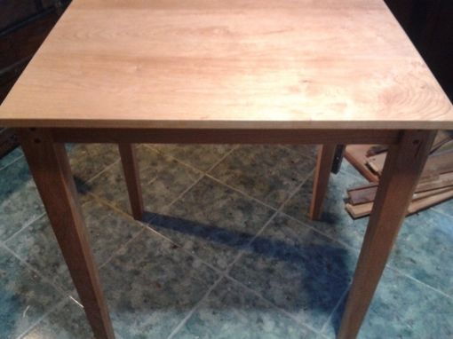 Custom Made Small Cherry Desk