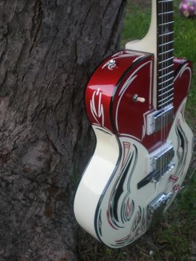 Custom Made Hot Rod Hollowbody