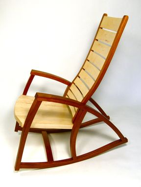 Custom Made Contemporary Rocker