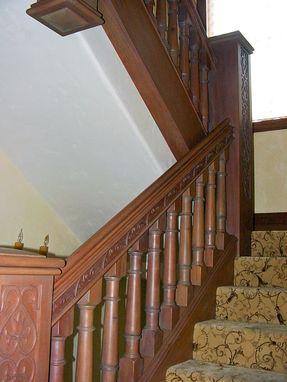 Custom Made STAIRCASE COLLECTION