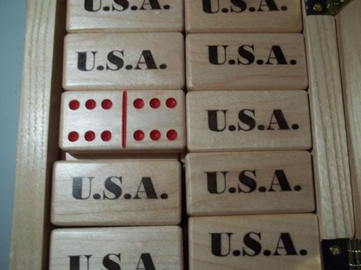 Custom Made Domino Box Set