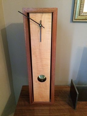 Custom Made Hand Made Clock