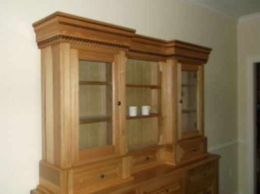 Custom Made Hutch, Kitchen, Dining Room