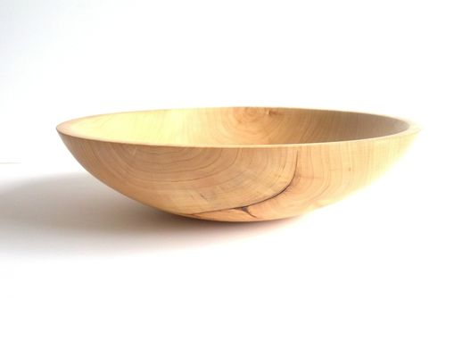 Custom Made Handmade Wooden Fruit Bowls