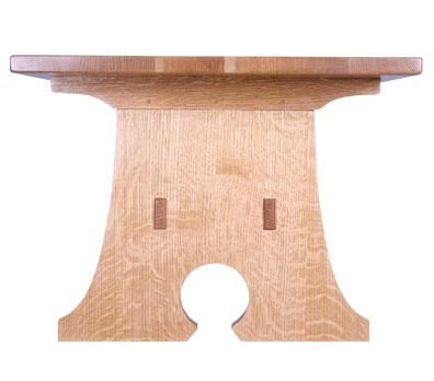 Custom Made Mouse Hole Table