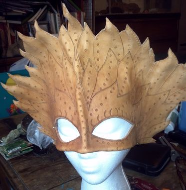Custom Made Custom One Of A Kind Leather Masks