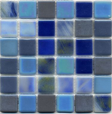 Custom Made Inspirations - Certified Recycled Glass Blends