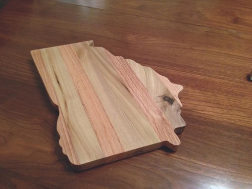 Custom Made Reclaimed State Cutting Boards