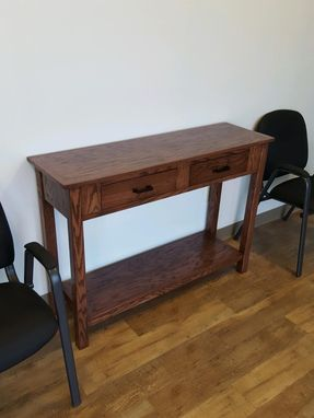 Custom Made Entry/ Office Table
