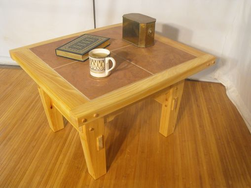 Custom Made End Table - Garden/Patio Set