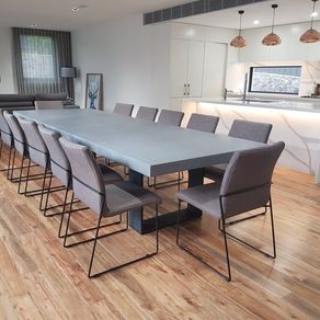 Concrete Dining Tables Custommade Com