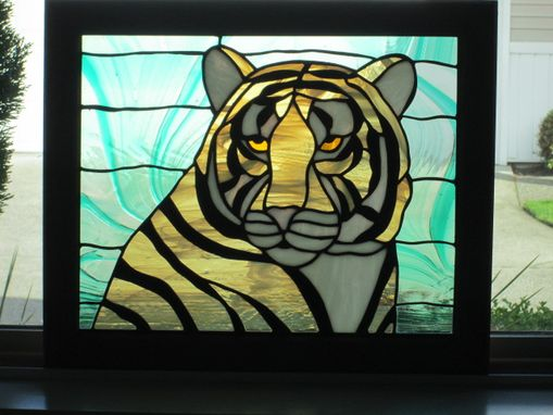 Custom Made Eye Of The Tiger