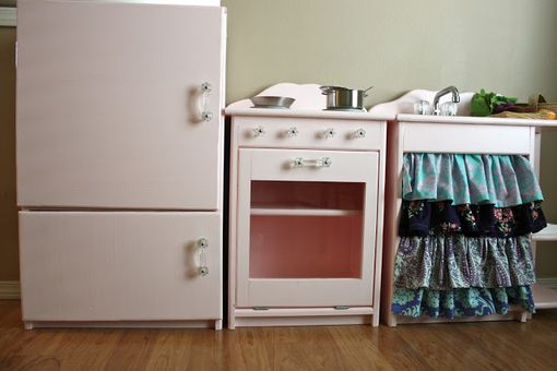 Custom Made Custom Play Kitchen