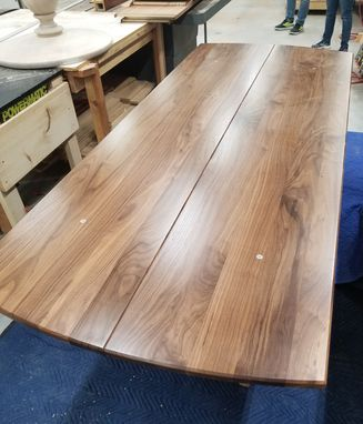 Custom Made Modern Farmhouse Solid Wood Table
