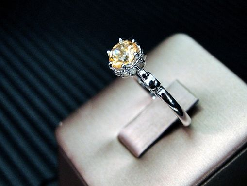 Custom Made Cinderella Pumpkin Carriage Ring