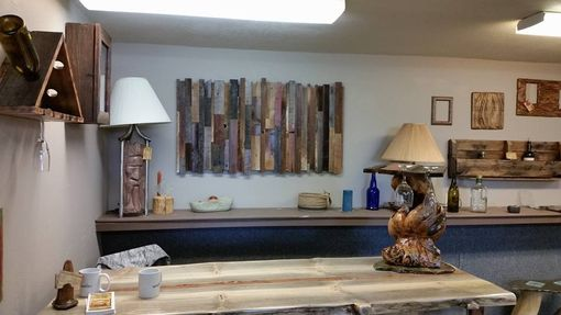 Custom Made Barn Wood Wall Art