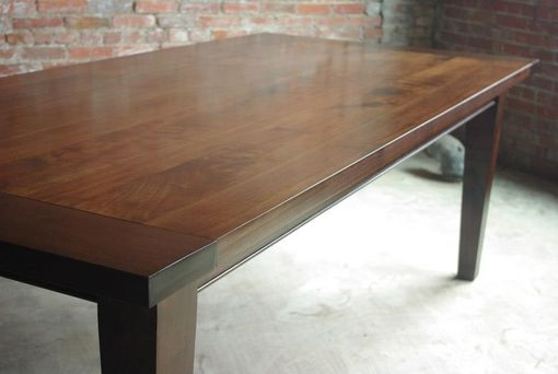 Custom Made Shaker Style Farmhouse Table