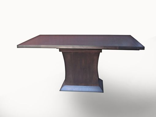 Custom Made Dining Table With Extension