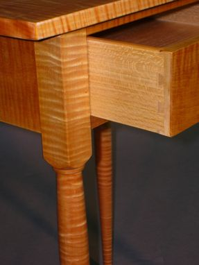 Custom Made Shaker Style Side Table