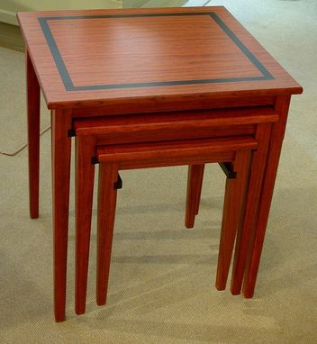 Custom Made Nesting Tables
