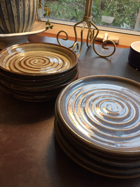 Custom Made Ceramic Plates