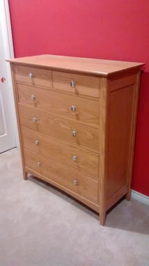 Custom Made Dresser - High Boy