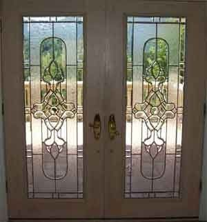 Custom Made Colorful Sidelight