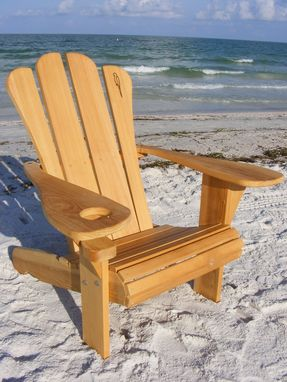 Custom Made Adirondack Chair - Grande Design