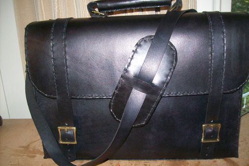 Custom Made 2nd Project--Laptop Bag