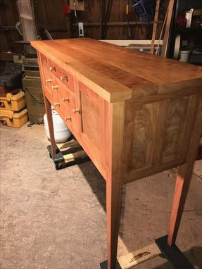 Custom Made Shaker Buffet
