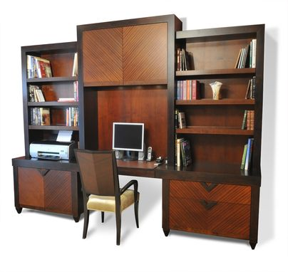 Custom Made Ahern Home Library