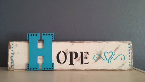 Custom Made Custom Signs-Hand Painted\Designed With Reclaimed Wood